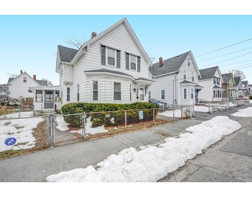 Single Family Home for Rent at 28 Robbins Street Lowell, Massachusetts 01851 United States