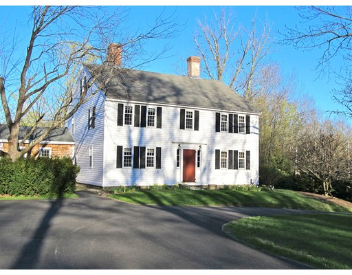 Casa Unifamiliar por un Venta en 211 Sterling Road Princeton, Massachusetts 01541 Estados Unidos