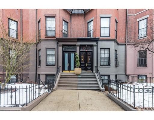 独户住宅 为 出租 在 247 Beacon 波士顿, 马萨诸塞州 02116 美国