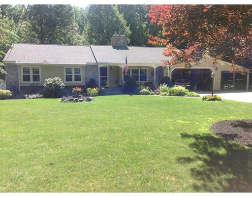 Single Family Home for Sale at 83 Pine Road Ashby, Massachusetts 01431 United States