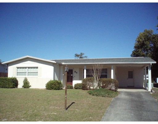 Частный односемейный дом для того Продажа на 84 S. Lee Beverly Hills, Флорида 34465 Соединенные Штаты