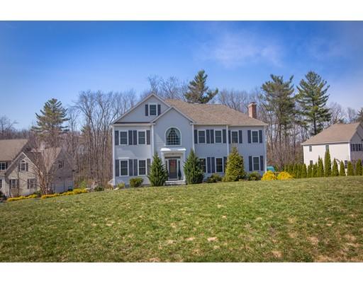 Maison unifamiliale pour l Vente à 15 Forest Drive Groton, Massachusetts 01450 États-Unis