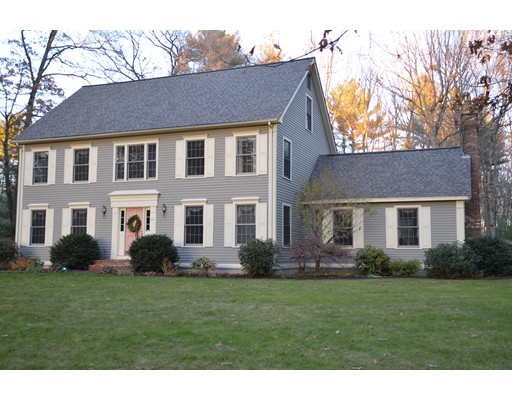 Maison unifamiliale pour l Vente à 47 Stoneymeade Way Acton, Massachusetts 01720 États-Unis