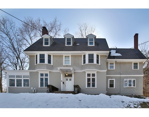 Single Family Home for Sale at 8 Old Mystic Street Arlington, Massachusetts 02474 United States