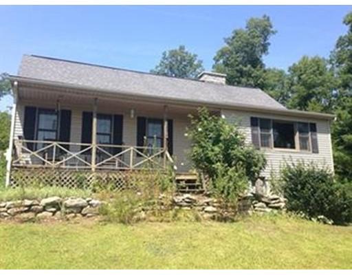 واحد منزل الأسرة للـ Sale في 355 Monson Turnpike Road 355 Monson Turnpike Road Ware, Massachusetts 01082 United States