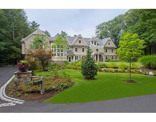 56 Cart Path Rd., Weston, MA 02493