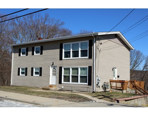 Multi-Family Home for Sale at 856 Manville Road Woonsocket, Rhode Island 02895 United States