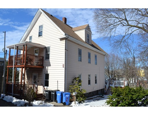 Multi-Family Home for Sale at 19 Albion Street Somerville, Massachusetts 02143 United States