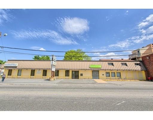 商用 为 销售 在 1332 Gorham Street Lowell, 马萨诸塞州 01852 美国