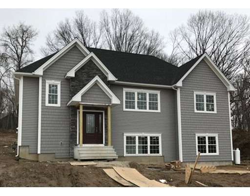 Single Family Home for Sale at 48 Morgan Circle Chicopee, Massachusetts 01013 United States