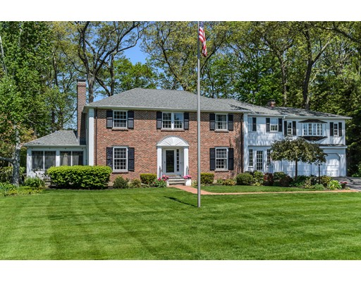 Single Family Home for Sale at 86 Winding River Road Needham, Massachusetts 02492 United States