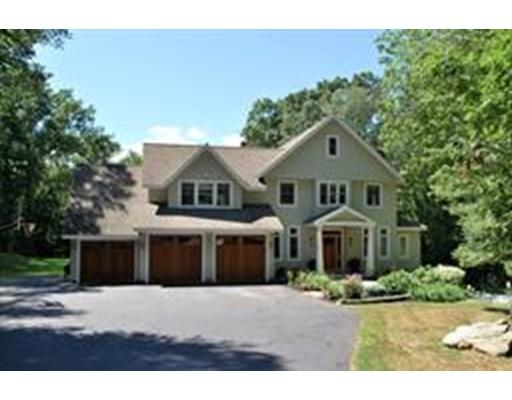 Maison unifamiliale pour l Vente à 36 Way To The River Road West Newbury, Massachusetts 01985 États-Unis