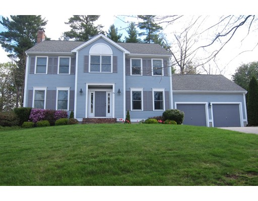 Single Family Home for Sale at 20 Sullivan Way Canton, Massachusetts 02021 United States