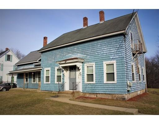 多户住宅 为 销售 在 307 Hartford Avenue Bellingham, 马萨诸塞州 02019 美国