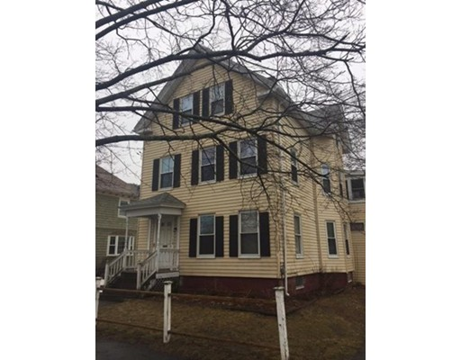 Single Family Home for Rent at 80 Lincoln Avenue Haverhill, Massachusetts 01830 United States