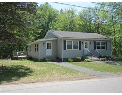Частный односемейный дом для того Аренда на 25 Worcester Drive Littleton, Массачусетс 01460 Соединенные Штаты