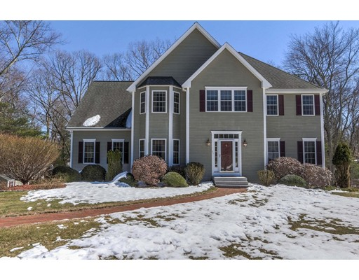 Single Family Home for Sale at 27 Broken Tree Road Medway, Massachusetts 02053 United States