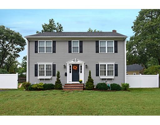 Casa Unifamiliar por un Venta en 5 Garfield Avenue East Providence, Rhode Island 02916 Estados Unidos