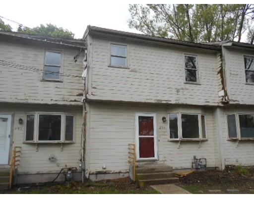 多户住宅 为 销售 在 292 Howard Street Rockland, 马萨诸塞州 02370 美国