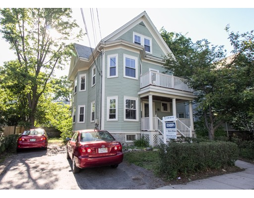 Single Family Home for Rent at 6 Worcester Street Belmont, Massachusetts 02478 United States