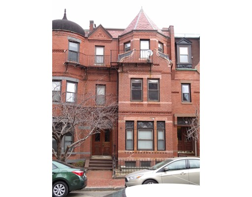 Single Family Home for Sale at 233 W Newton Street Boston, Massachusetts 02116 United States