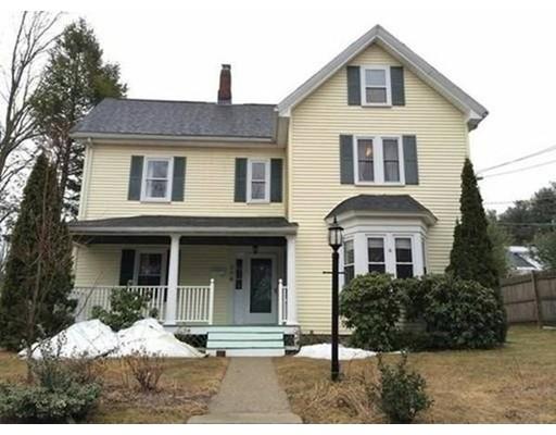 独户住宅 为 出租 在 284 West Street Needham, 马萨诸塞州 02494 美国