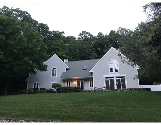 Single Family Home for Sale at 5 Autumn Hill Road Leominster, Massachusetts 01453 United States