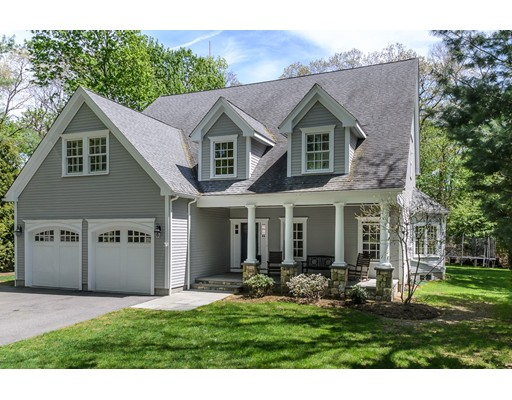 Single Family Home for Sale at 65 Sheridan Road Wellesley, Massachusetts 02481 United States