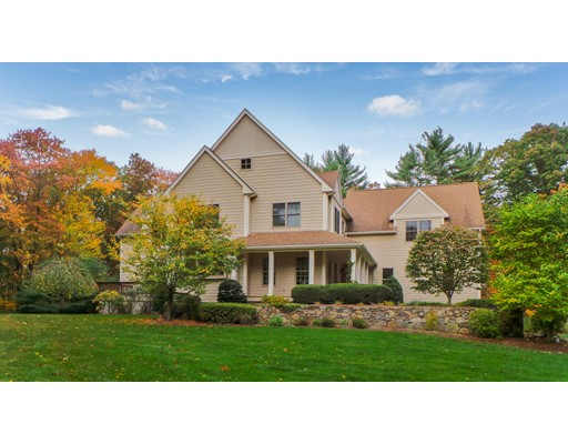 Single Family Home for Sale at 11 Country Club Lane Foxboro, Massachusetts 02035 United States