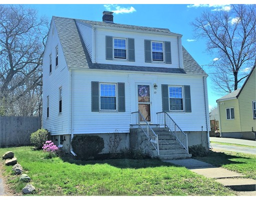 Single Family Home for Sale at 39 Winfield Street Norwood, Massachusetts 02062 United States
