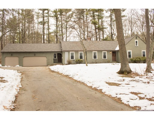 Single Family Home for Sale at 41 Noon Hill Avenue Norfolk, Massachusetts 02056 United States