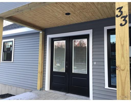 独户住宅 为 销售 在 33 School Street 33 School Street 厄普顿, 马萨诸塞州 01568 美国