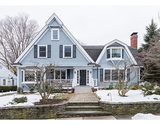 Single Family Home for Sale at 5 Crehore Drive Newton, Massachusetts 02462 United States