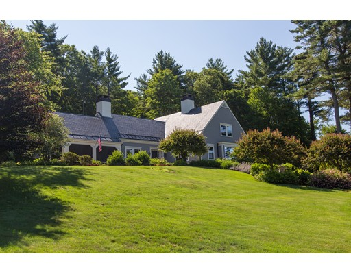 Single Family Home for Sale at 133 Nourse Road 133 Nourse Road Bolton, Massachusetts 01740 United States