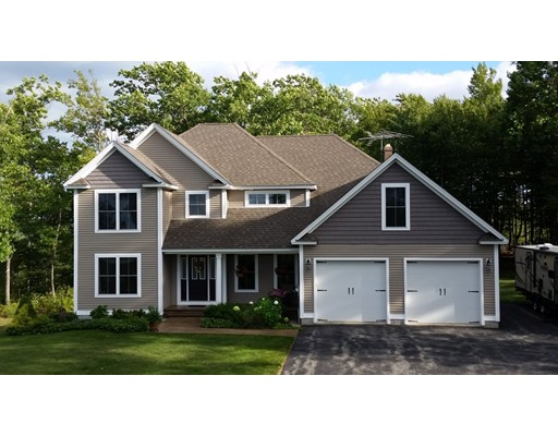 Single Family Home for Sale at 38 Amalia Way Rindge, New Hampshire 03461 United States