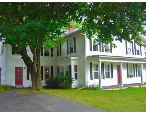 Single Family Home for Rent at 282 Main Street Spencer, Massachusetts 01562 United States