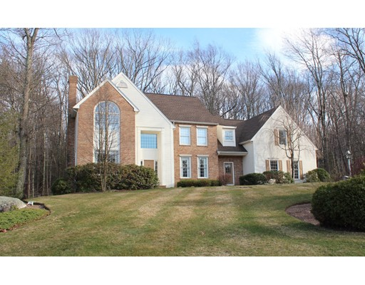 Single Family Home for Sale at 16 Wedgewood Drive Hopkinton, Massachusetts 01748 United States