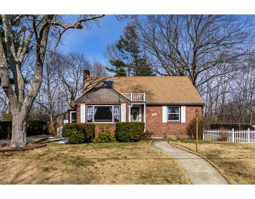 Single Family Home for Sale at 101 Pine Grove Street Needham, Massachusetts 02494 United States
