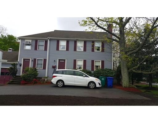 Casa Unifamiliar por un Alquiler en 1932 Washington Street Newton, Massachusetts 02466 Estados Unidos