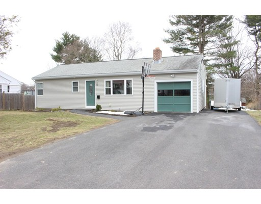 Single Family Home for Sale at 12 Wilmont Road Framingham, Massachusetts 01701 United States