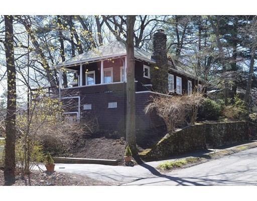 Single Family Home for Sale at 37 Duffield Road Newton, Massachusetts 02466 United States