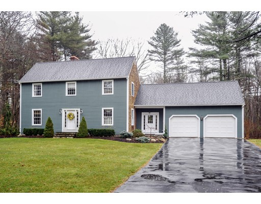 Single Family Home for Sale at 100 Brookside Drive Bridgewater, Massachusetts 02324 United States