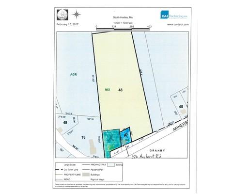 土地 为 销售 在 48 Amherst South Hadley, 01075 美国