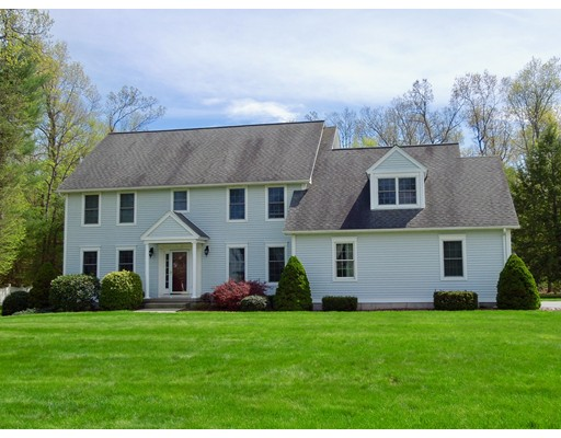 Single Family Home for Sale at 22 Victoria Lane Wilbraham, Massachusetts 01095 United States