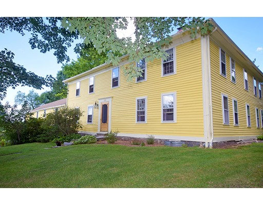 Single Family Home for Sale at 290 Wine Road 290 Wine Road New Braintree, Massachusetts 01531 United States