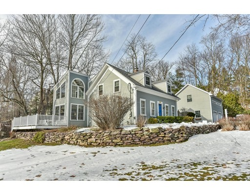 Single Family Home for Sale at 24 Elm Street Canton, Massachusetts 02021 United States
