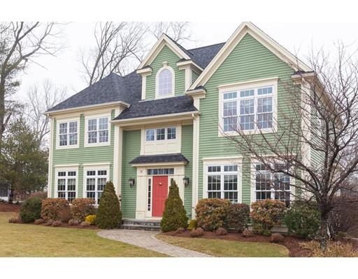 Maison unifamiliale pour l Vente à 30 Fairway Drive Northborough, Massachusetts 01532 États-Unis
