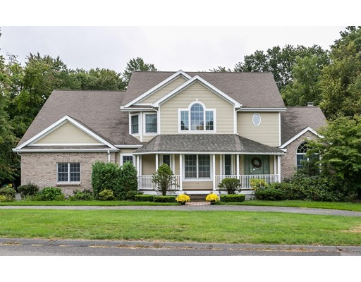 Single Family Home for Sale at 12 Briar Cliff Drive Wilbraham, Massachusetts 01095 United States