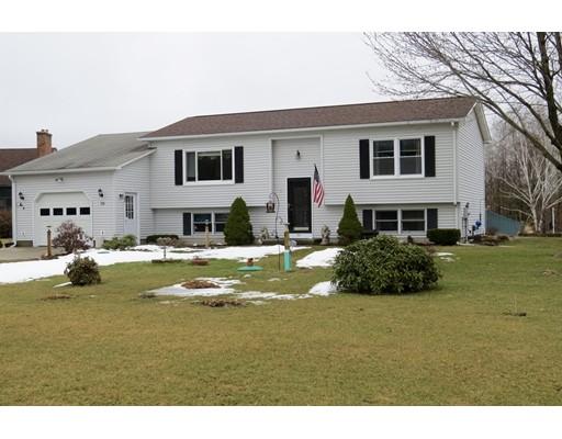 Maison unifamiliale pour l Vente à 30 Meadowbrook Drive Sunderland, Massachusetts 01375 États-Unis