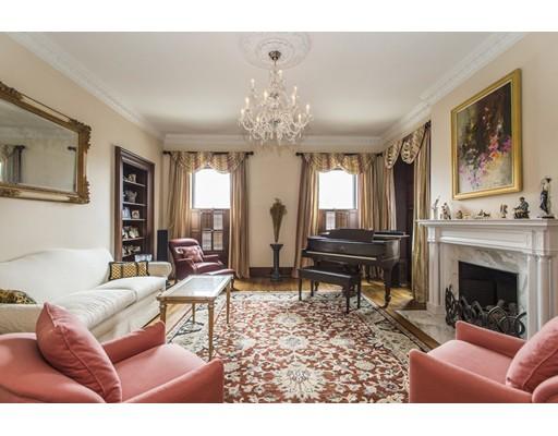 Condominio por un Venta en 3 Arlington Street Boston, Massachusetts 02116 Estados Unidos